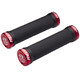 Reverse Classic R-Shock Compound Grip black/red